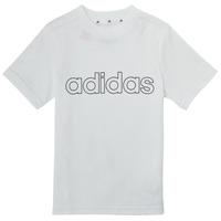 Vêtements Garçon T-shirts manches courtes adidas Performance ALBA