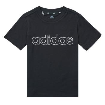 Vêtements Garçon T-shirts manches courtes adidas Performance SAMINA