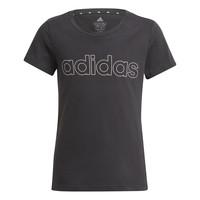 Vêtements Fille T-shirts manches courtes adidas Performance PLAKAT
