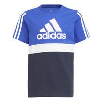 Vêtements Garçon T-shirts manches courtes adidas Performance ABATIA