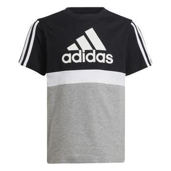 Vêtements Garçon T-shirts manches courtes adidas Performance MOULITA