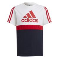 Vêtements Garçon T-shirts manches courtes adidas Performance GUILIA