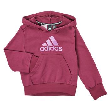 Vêtements Fille Sweats adidas Performance MARINE