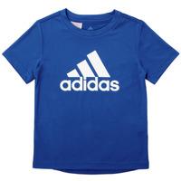 Vêtements Garçon T-shirts manches courtes adidas Performance CLAUDIA