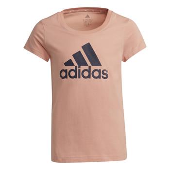 Vêtements Fille T-shirts manches courtes adidas Performance ALBERIC