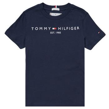 Vêtements Garçon T-shirts manches courtes Tommy Hilfiger SELINERA