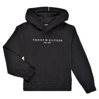 Vêtements Fille Sweats Tommy Hilfiger DEMINRA