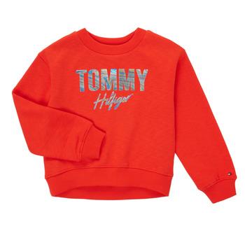 Abbigliamento Bambina Felpe Tommy Hilfiger KOMELA