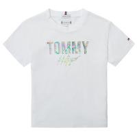 Abbigliamento Bambina T-shirt maniche corte Tommy Hilfiger SAMIA