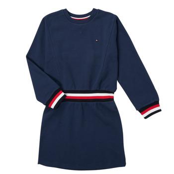 Vêtements Fille Robes courtes Tommy Hilfiger ARNO