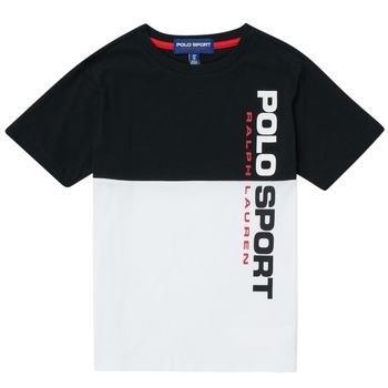 Abbigliamento Bambino T-shirt maniche corte Polo Ralph Lauren KAMILA