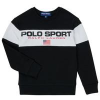 Kleidung Jungen Sweatshirts Polo Ralph Lauren SIMEON Bunt