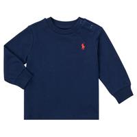 Abbigliamento Bambino T-shirts a maniche lunghe Polo Ralph Lauren FADILA