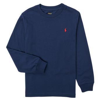 Abbigliamento Bambino T-shirts a maniche lunghe Polo Ralph Lauren KEMILO