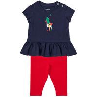 Abbigliamento Bambino Completo Polo Ralph Lauren BETINA