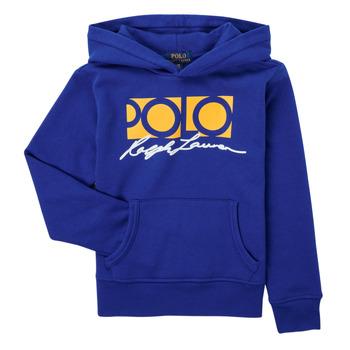 Vêtements Garçon Sweats Polo Ralph Lauren SILENA