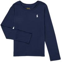 Abbigliamento Bambina T-shirts a maniche lunghe Polo Ralph Lauren PETRA