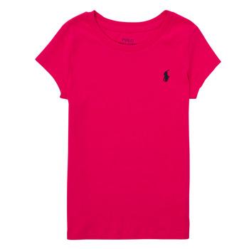 Vêtements Garçon T-shirts manches courtes Polo Ralph Lauren ASKIRA