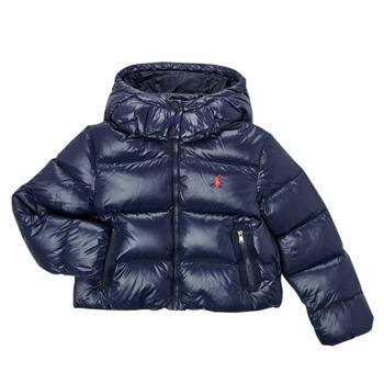 Abbigliamento Bambina Piumini Polo Ralph Lauren TREFINA