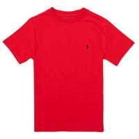 Abbigliamento Bambina T-shirt maniche corte Polo Ralph Lauren FOLLIA