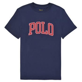 Abbigliamento Bambino T-shirt maniche corte Polo Ralph Lauren MALIKA