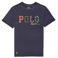Abbigliamento Bambino T-shirt maniche corte Polo Ralph Lauren COLLINA