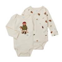 Abbigliamento Bambino Body Polo Ralph Lauren TAKINA
