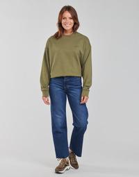 Vêtements Femme Jeans droit Levi's RIBCAGE STRAIGHT ANKLE