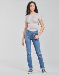 Vêtements Femme Jeans droit Levi's 724 HIGH RISE STRAIGHT