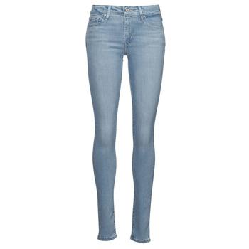Abbigliamento Donna Jeans skynny Levi's 712 SKINNY
