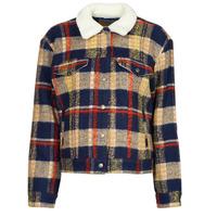 Abbigliamento Donna Giacche in jeans Levi's WOOL TRUCKER