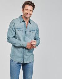 Abbigliamento Uomo Camicie maniche lunghe Levi's BARSTOW WESTERN STANDARD