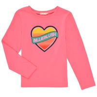 Abbigliamento Bambina T-shirts a maniche lunghe Billieblush DEKOU