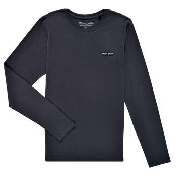 Abbigliamento Bambino T-shirts a maniche lunghe Teddy Smith T-NARK ML