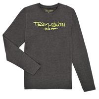 Abbigliamento Bambino T-shirts a maniche lunghe Teddy Smith TICLASS3 ML