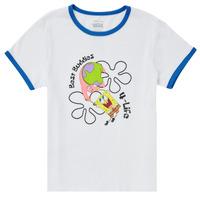 Abbigliamento Bambina T-shirt maniche corte Vans VANS X SPONGEBOB BEST BUDDIES RINGER