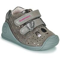 Scarpe Bambina Sneakers basse Biomecanics BIOGATEO CASUAL