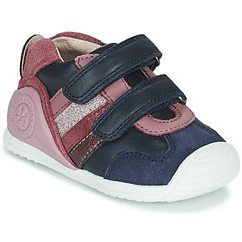 Chaussures Fille Baskets basses Biomecanics BIOGATEO SPORT
