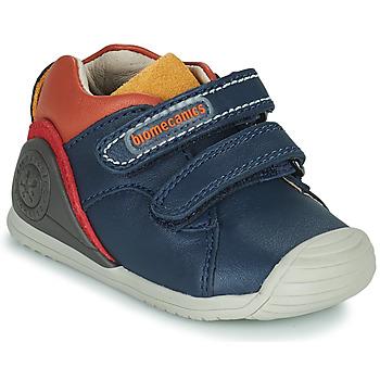 Chaussures Garçon Baskets basses Biomecanics BIOGATEO CASUAL