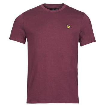 Vêtements Homme T-shirts manches courtes Lyle & Scott ROBINA