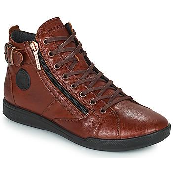Chaussures Femme Baskets montantes Pataugas PALME