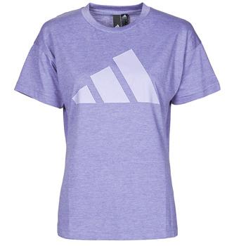 Vêtements Femme T-shirts manches courtes adidas Performance WEWINTEE