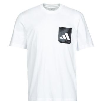 Vêtements Homme T-shirts manches courtes adidas Performance CAMO PKT TEE