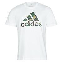 Vêtements Homme T-shirts manches courtes adidas Performance M CAMO T