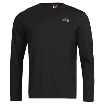 Abbigliamento Uomo T-shirts a maniche lunghe The North Face L/S EASY TEE