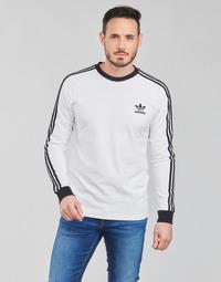 Vêtements Homme T-shirts manches longues adidas Originals 3-STRIPES LS T