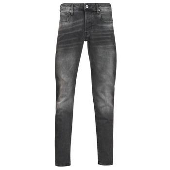 Kleidung Herren Slim Fit Jeans G-Star Raw 3301 SLIM Grau