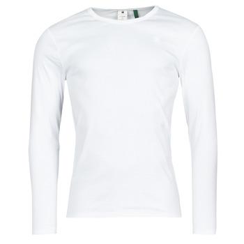 Abbigliamento Uomo T-shirts a maniche lunghe G-Star Raw BASE R T LS 1-PACK