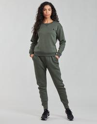Kleidung Damen Jogginghosen G-Star Raw PREMIUM CORE 3D TAPERED SW PANT WMN Grau