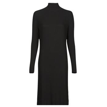 Vêtements Femme Robes longues G-Star Raw RIB MOCK SLIM DRESS